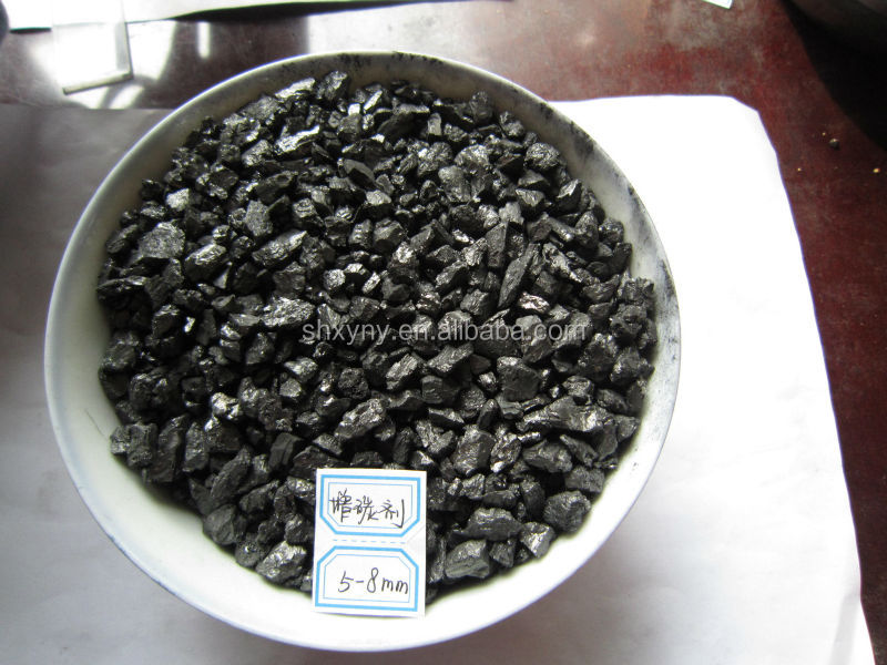 XY-112 Low sulfur 0.2% Electrically Calcined anthracite coal
