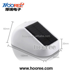 power solar garden lamp China LED Out door/outdoor garden light Hooree LED for solar light