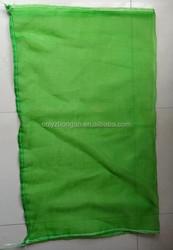 garlic pe monofilament leno mesh bag 55*95 for Peru