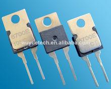 Componentes y suministros eléctricos& otros componentes electrónicos& térmica protectorl