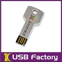 Promotional key Shaped High Speed USB flash drives 8GB