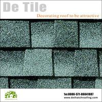 colorful Laminated standard asphalt roof shingles
