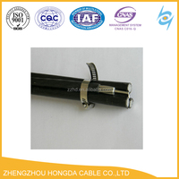 AL XLPE Insulated AAAC Messenger XLPE Insulated Supporting Aerial Cables