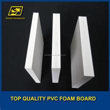 CHINA 4*8 PVC SHEET /2015 Good Quality Waterproof White PVC Forex Board / WPC BOARD