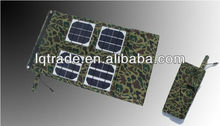 Foldable Solar Laptop Charger for Apple/Soni/Ipad/HP/Dell/IBM/Toshiba