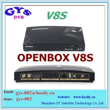 NEW Openbox V8S Ali3511 396MHz processor Support YouPorn,USB WIFI,3G, Original Openbox V8S Satellite Receiver