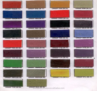 Ecological coating for nappa leather dyes (all colors)
