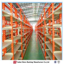 China high quality adjustable medium duty accessory boltless rack