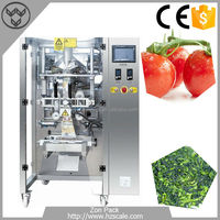 Automatic High Efficient Multihead Weigher With Auto Packing Machine