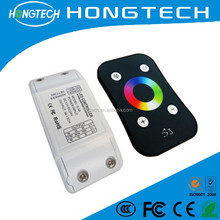 Mini led rgb controller with RF wireless remote control DC12-24V