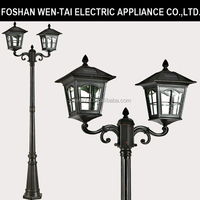 high quality solar lights outdoor/led solar lantern garden/Solar Garden Street Lighting