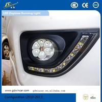 Factory Water Proof Top Quality Durable Auto LED Daytime Running Light for Toyota Reiz or Mark X High Configuration (2010-2013)
