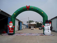 inflatable Christmas snowman /inflatable Snowman decoration