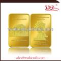 Indiano barra de ouro uma onça