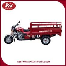 KAVAKI big carriage three wheel motor bike in china