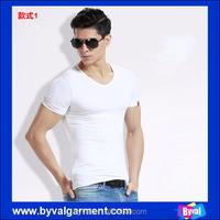 Hot Sale Factory Price Cotton Tubular T-shirt Cheap Price Custom color T-shirt