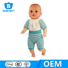 OEM doll factory, wholesale 21 inch lovely vinyl baby doll for children playing, doll baby