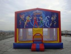 2015 inflatable bouncy Rangers Jump Bounce House