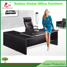 High grade melamine type office table executive ceo desk office desk