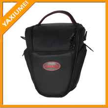 triangle shoulder camera nylon bag