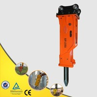 Hydraulic Rock Breaker for JONYANG JY230 excavator box silenced type SP1350