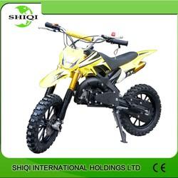 Kids Gas Powered Dirt Bike For Sale 2 stroke /SQ-DB01