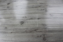 popular gray color effec ac3 walnut middle embossed floor
