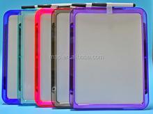 transparent frame details A4 dry erase board