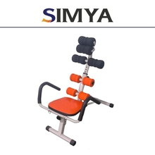 Ab Abdominal Exercise Fitness Sit Up Crunches Machine