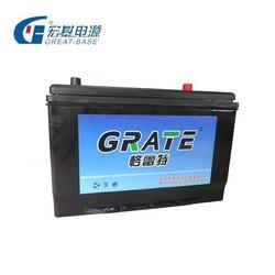Manufacting 12V75AH Maintenance Free car /Truck battery 75D31L/N70ZL