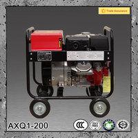 Internal combustion welding machines 200A dc