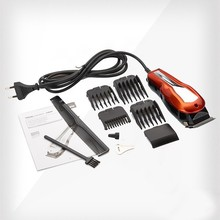 2015 Electric Professional Corded Clipper Hair Clipper Specialty Strip Line Clean and Hygienic Clipper (1721)