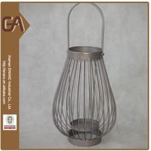 Handmade Antique Metal Lattern Popular Item Decorative Candleholder