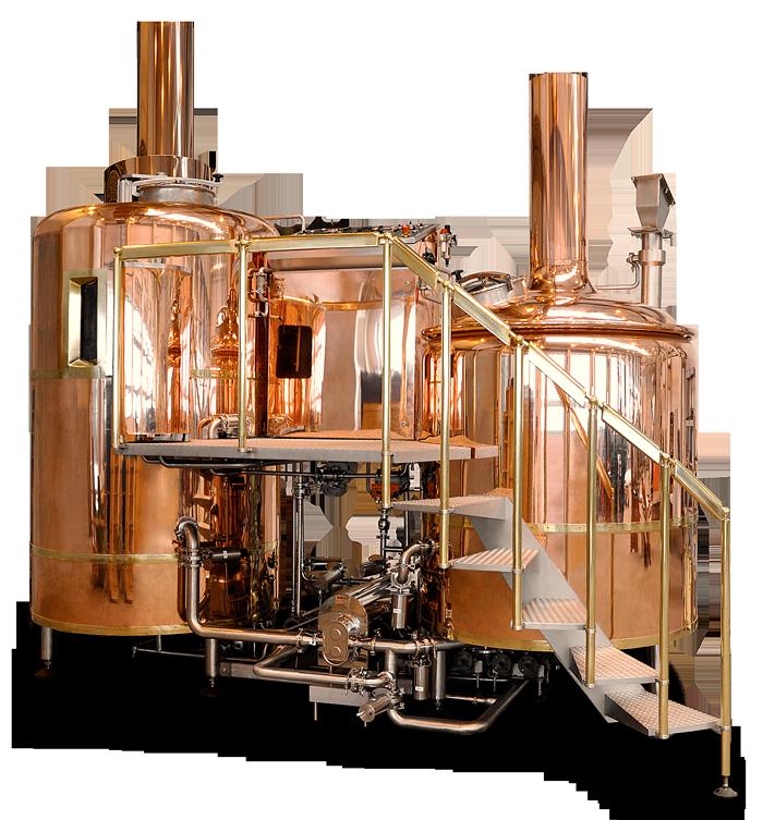 Медь пиво оборудование и бродильного чана медь пивоварения оборудование танки
