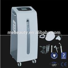 Agua multifuncional oxígeno máquina de oxígeno y chorro de agua, oxígeno jet máquina de la belleza facial