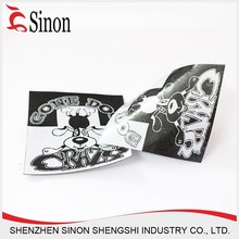 Dogs iron on patches embroidery labels patches for clothing