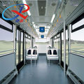 autobús de pvc suelo