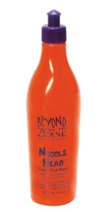 beyond the zone noodle head curly hair shampoo