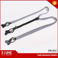 fashion accessories cotton twill fabric braces best suspenders for men