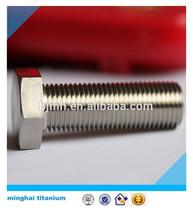 titanio perno ruota bullone di regolazione m8 x 50mm