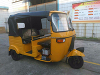 2015 New bajaj auto rickshaw with cheap price/India Afirca market for sale