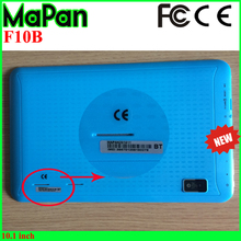 Sale! high quality 10.1 inch android4.4 quad core tablets notebook/ cheap wifi reading tablet pc atm7029b