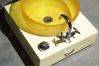 modern pedicure furniture foot spa bowl