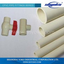 High quality factory low price PVC/CPVC irrigation drip pipe