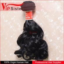Premium 5A grade natural wave Brazilian hair extension accept paypal & Escrow payment