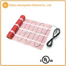 UL listed/ underfloor heating mat /for kitchen ,bedroom and bathroom/floor heating