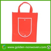 custom nonwoven bag for holding baby diaper , tnt fabric non woven material for bags ,non woven bag ultrasonic