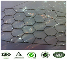"""2014China 3/8"""" PVC Coated Anping Hexagonal Mesh with factory price hot sale"""