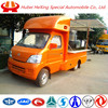 Hot sale Chang an mini mobile food truck for sale