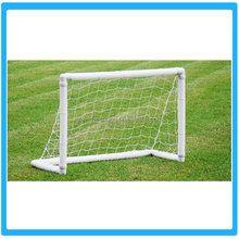 Hot selling White Inflatable football goal PVC inflatable soccer goal